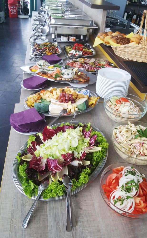 Buffet - Panorama Restaurant Poehl