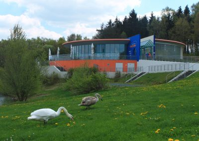 Panorama Pöhl