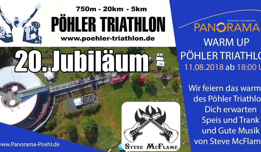 20. Jubiläum des Köhler Triathlon – am 11.08.2018 ab 18:00 Uhr